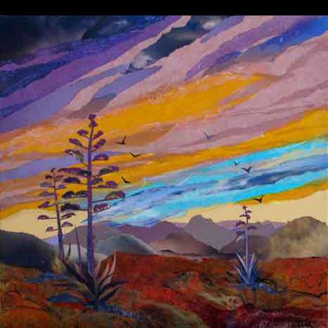 Anne Lear's Artist Paintings Page